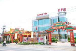 Nhà máy sản xuất bánh Pía Tân Huê Viên – Sóc Trăng