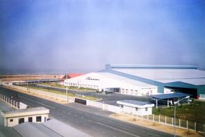 Nhà máy Yazaki – Dĩ An – Bình Dương