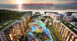 Khu du lịch Sun World Hòn Thơm