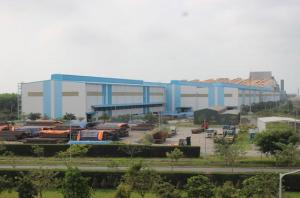 Nhà máy Posco KCN Phú Mỹ, Tân Thành, Bà Rịa – Vũng Tàu