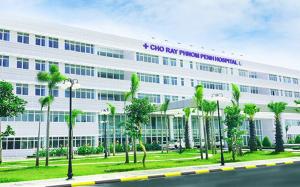 Bệnh viện Chợ Rẫy - Phnôm Pênh
