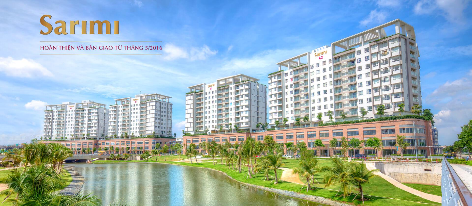 Khu đô thị Sala Đại Quang Minh Quận 2