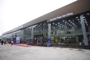 Showroom Hyundai Phạm Văn Đồng - Hà Nội