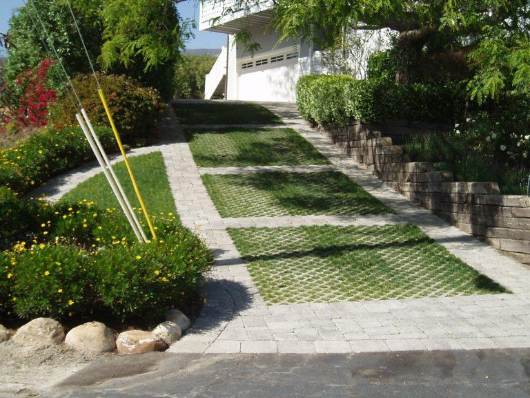 Đá tự nhiên lát sân vườn 22