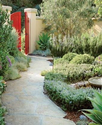 Đá tự nhiên lát sân vườn 31