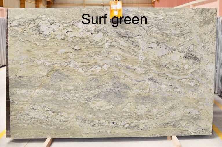 Đá Surf Green