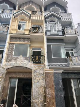 Khu nhà phố biệt lập an ninh 24/24 - Mặt tiền đường An Dương Vương - Võ Văn Kiệt
