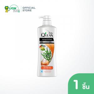 Dầu gội Q'lean Anti - Hair Fall 340ml (ngăn gàu và giảm gãy rụng)