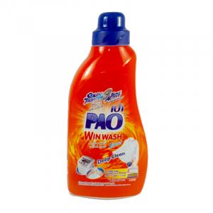 Nước giặt Pao 850ml (chai màu cam)