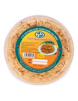 Thịt heo chà bông Gidico 200gram