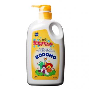 Dầu gội Kodomo Gentle Soft Vitamin B5 750ml