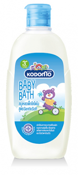Sữa tắm Kodomo Gentle Soft (Vitamin B5) 3+ (200ml)
