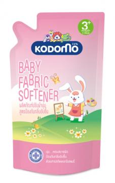Nước xả mềm vải Kodomo baby fabric 3+ 600ml