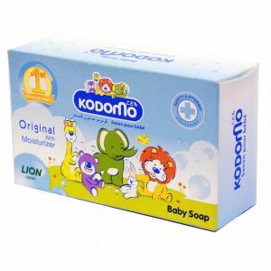 Xà bông cục hương tự nhiên Kodomo Original 75g