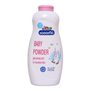 Phấn rôm trẻ em Kodomo Gentle Soft 180g