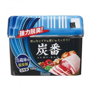 Hộp khử mùi tủ lạnh than hoạt tính Nhật Bản 150g