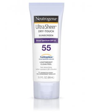 Kem chống nắng Neutrogena Ultra Sheer 88ml SPF55