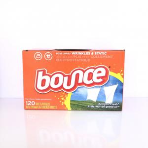 Giấy thơm Bounce (hộp 120 tờ)