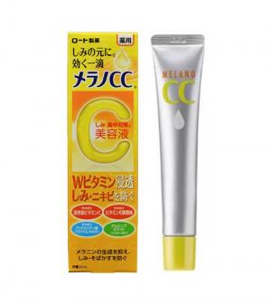 Serum dưỡng trắng mờ thâm Nhật Bản CC Melano 20ml