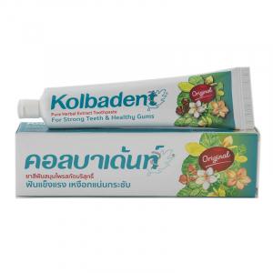 Kem đánh răng thảo dược Thái Lan Kolbadent Original 160g