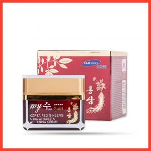 Kem sâm My Gold Samsung Hàn Quốc 50ml (loại tổng hợp ngày và đêm)