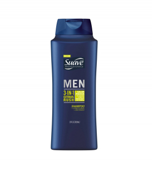 Dầu tắm, gội, xả 3in1 Suave Men CITRUS RUSH 828ml