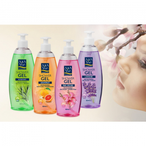 Gel tắm dưỡng da Aquavera 500ml