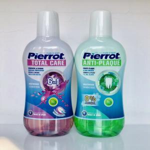 Nước súc miệng sát khuẩn Pierrot 500ml