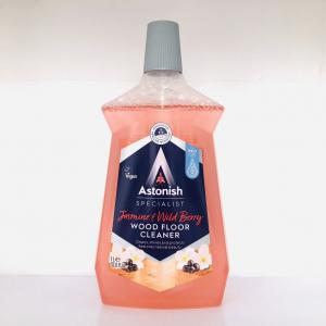 Nước lau sàn gỗ tinh chất hoa nhài và dâu dại Astonish C6120 - 1000ml