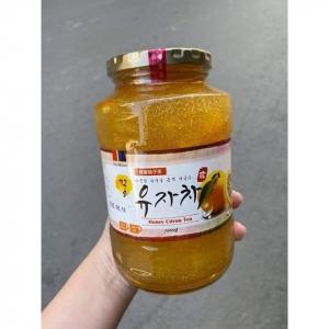 Mật ong chanh Hàn Quốc Dooraeone 1kg