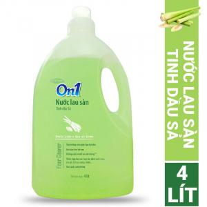 Nước lau sàn tinh dầu sả On1 (4 lit)