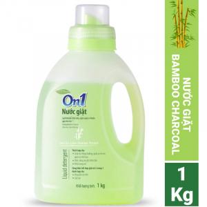 Nước giặt On1 hương Bamboo Charcoal 1kg
