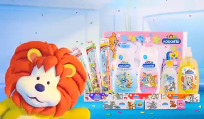 Kodomo Baby Skin Care Products