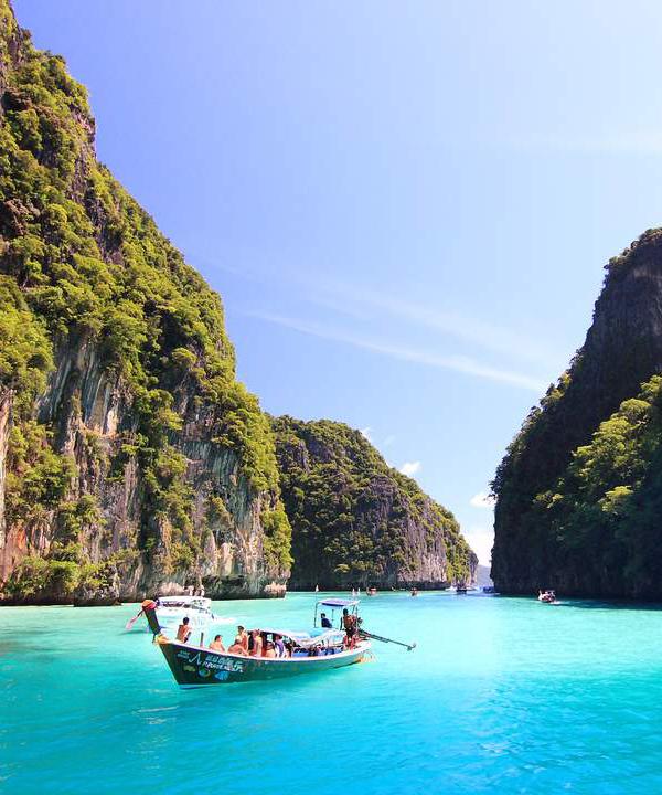 Tour Phuket Thái Lan 4N3Đ - Đảo Phi Phi - Bay Thẳng Không Quá Cảnh