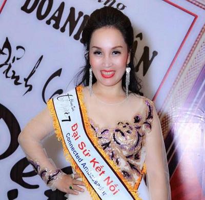 Nữ hoàng kết nối - Nguyễn Thị Thanh Hiền