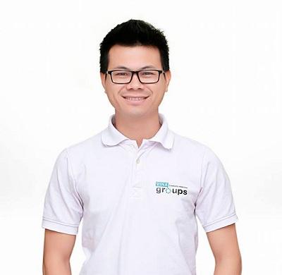 Ông Phạm Xuân Huy - TGĐ VinaGroups