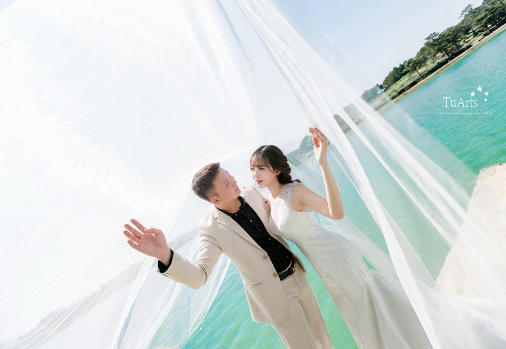 Những địa điểm chụp ảnh cưới đẹp ở miền Trung