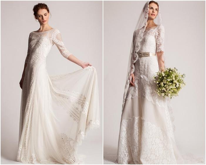 Ngất ngây với xu hướng váy cưới 2016 tuyệt đẹp